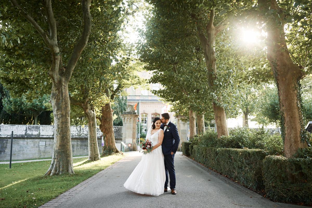 Hochzeit auf Schloss Montfort