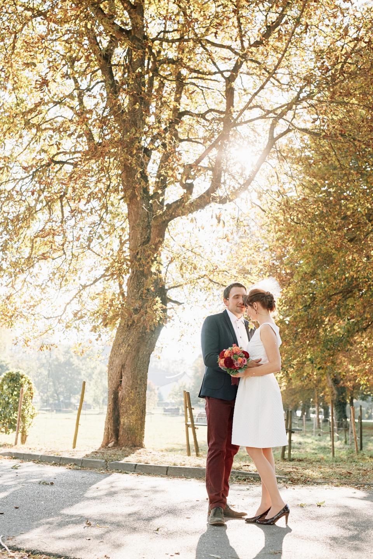 Standesamtliche Hochzeit in Biberach