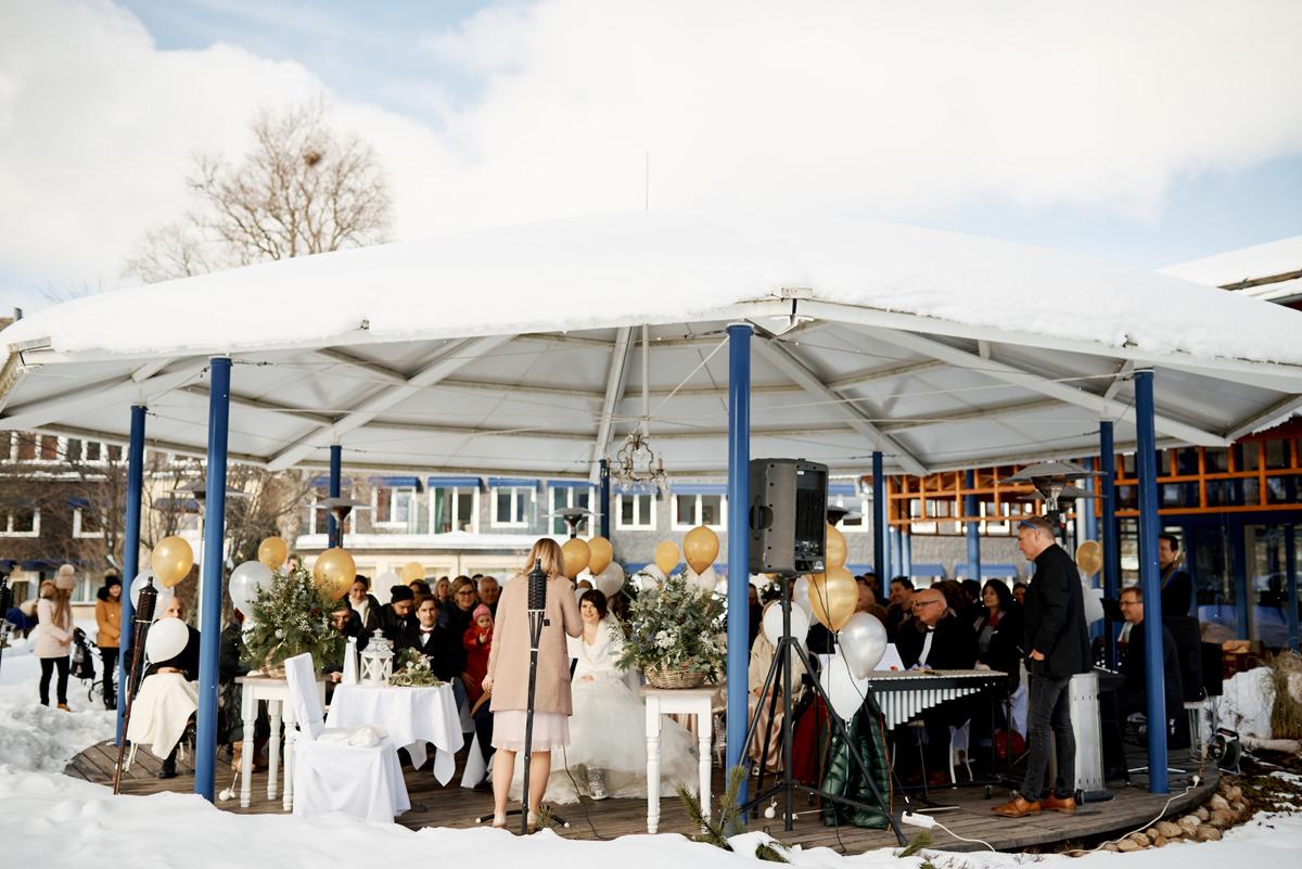 Hochzeit in Hinterzarten