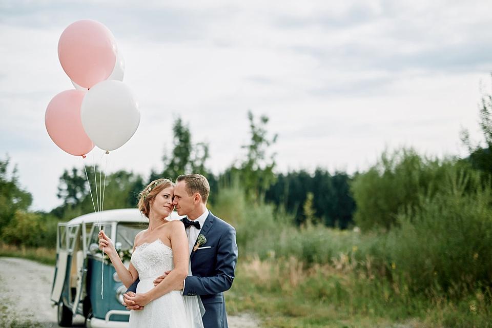 Boho-Hochzeit in Ravensburg
