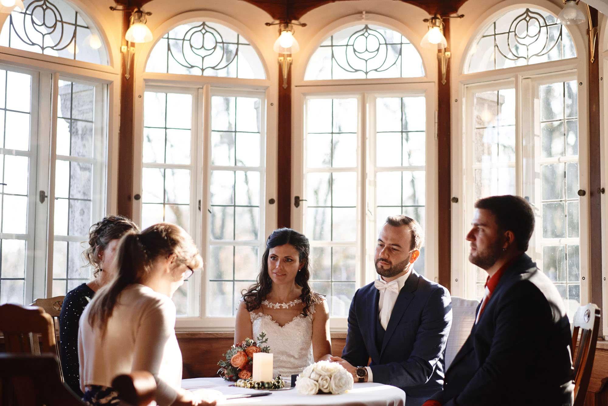 Hochzeit Villa Lindenberg